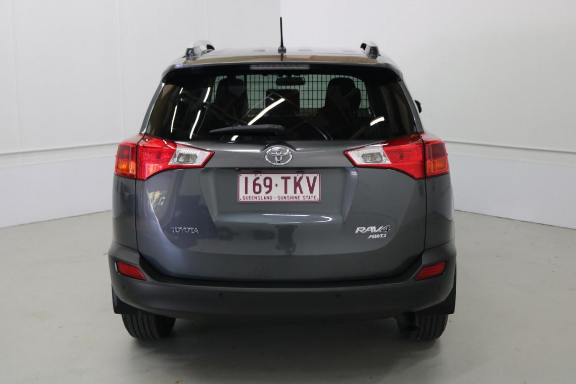 2013 Toyota RAV4 ALA49R GXL Suv Image 15