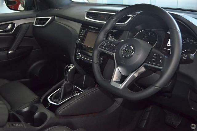 2019 Nissan QASHQAI J11 Series 2 Ti Suv Image 4