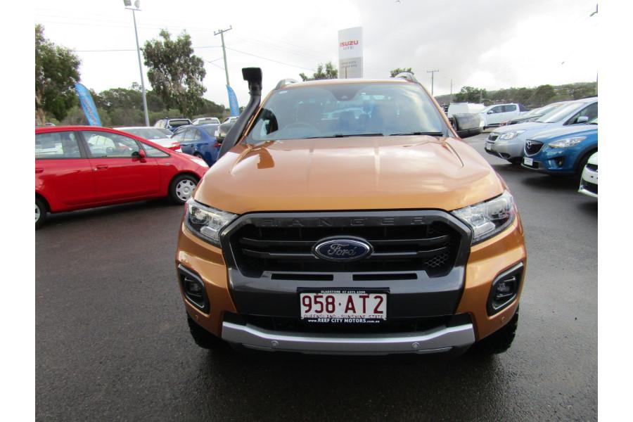 2020 MY20.75 Ford Ranger PX MKIII 2020.75MY WILDTRAK Utility