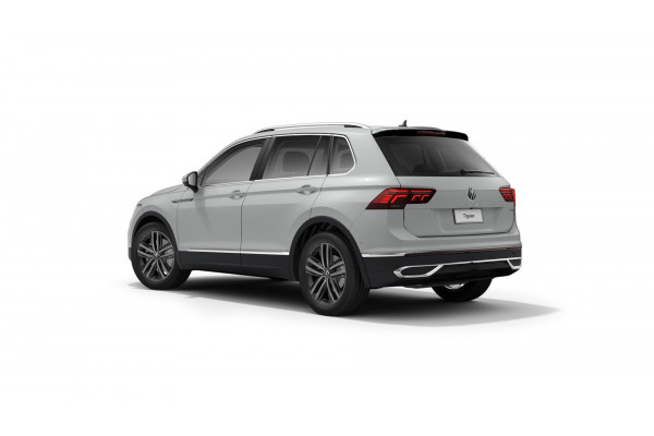 2021 Volkswagen Tiguan 5N 162TSI Elegance Suv Image 3
