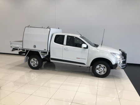 2014 Holden Colorado RG Turbo LS 4x4 space cab Image 2