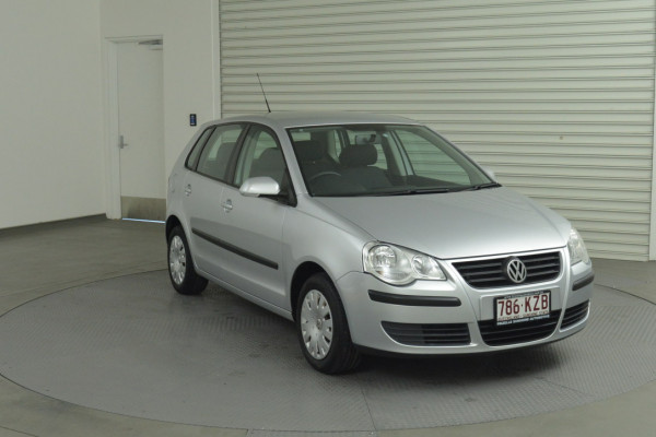 2008 Volkswagen Polo 9N MY2008 Match Hatchback Image 3