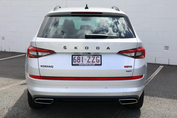 2020 Skoda Kodiaq NS RS Suv Image 4