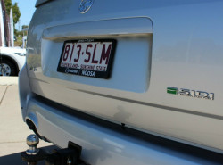 2012 Holden Ute VE II MY12 SV6 Utility
