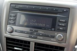 2009 Subaru Impreza G3 MY09 R AWD Sedan