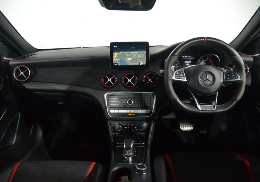 2017 Mercedes-Benz Gla Mercedes-Amg Gla 45 4matic Auto 45 4matic Suv