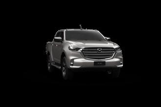 2020 MY21 Mazda BT-50 TF GT 4x4 Pickup Utility crew cab Image 5