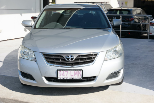 2007 Toyota Aurion GSV40R AT-X Sedan