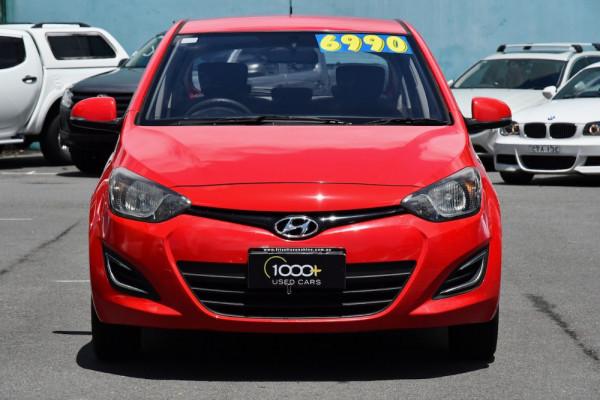 2012 Hyundai I20 PB MY12 Active Hatchback Image 2