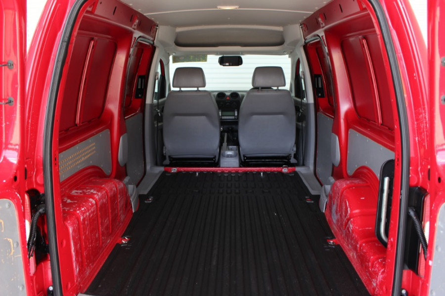 2008 Volkswagen Caddy 2KN 2KN Van Image 7