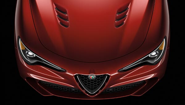 Stelvio Quadrifoglio SCULPTED TO PERFECTION