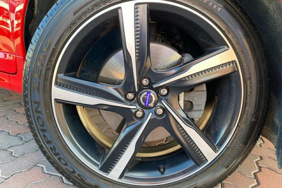 2014 Volvo XC60 DZ MY14 D5 Geartronic AWD R-Design Suv