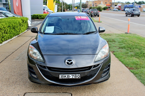 2009 Mazda Mazda3 BL10F1 Maxx Sedan Image 3