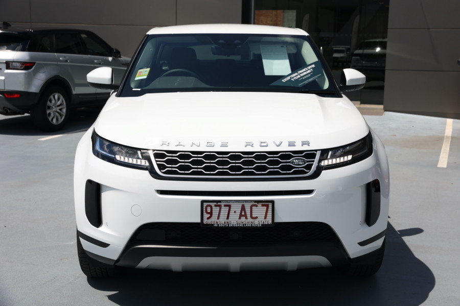 2020 MY20.5 Land Rover Range Rover Evoque Suv Image 2