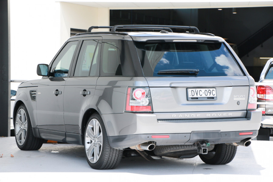 2011 Land Rover Range Rover Sport L320 11MY Super Charged Suv