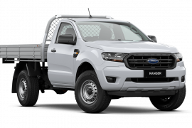 Ford Ranger XL Hi-Rider Single Cab Chassis PX MkIII
