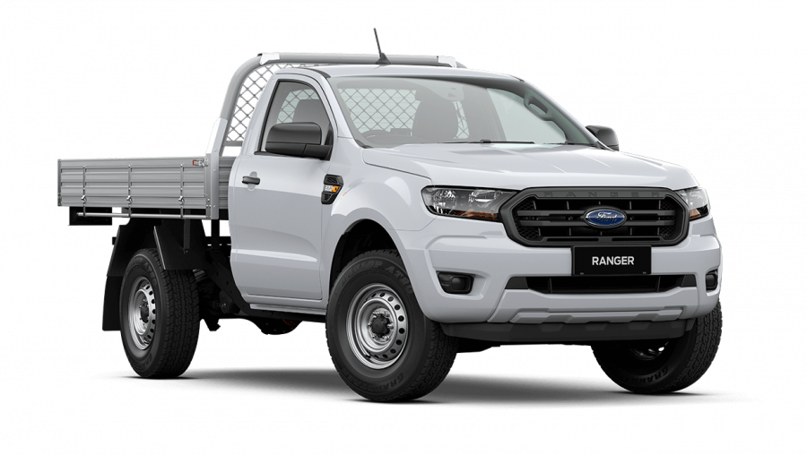 2020 MY20.75 Ford Ranger PX MkIII XL Hi-Rider Single Cab Chassis Cab chassis image 1