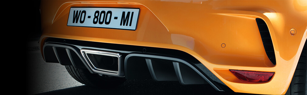 New Renault Megane R S  | Metro Renault