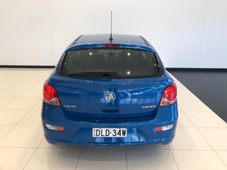2013 Holden Cruze JH Series II Equipe Hatchback Image 5