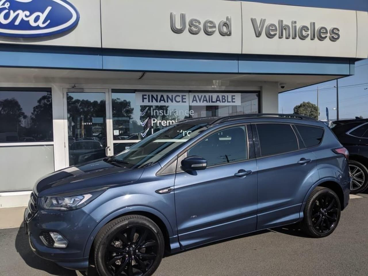 2018 MY18.75 Ford Escape ZG 2018.75MY ST-LINE Suv