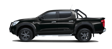 NAVARA ST 4X4 BLACK EDITION MANUAL