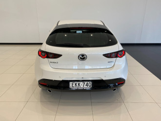 2020 MY19 Mazda 3 BP G25 Evolve Hatch Hatch image 6