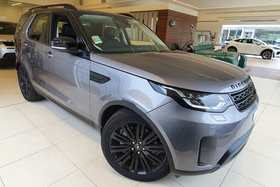 2019 MY20 Land Rover Discovery 4 DI Wagon