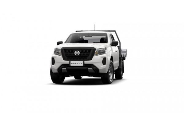 2021 Nissan Navara D23 King Cab SL Cab Chassis 4x4 Other Image 3