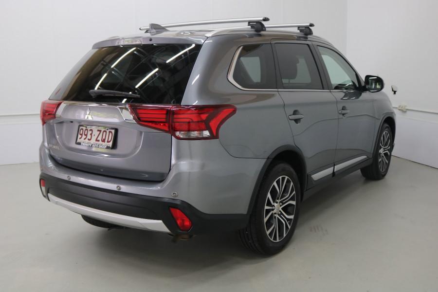 2018 MY18.5 Mitsubishi Outlander ZL MY18.5 LS Suv Image 16