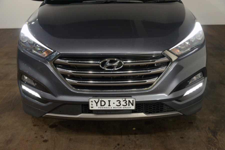 2016 Hyundai Tucson Highlander R-Series (Awd)