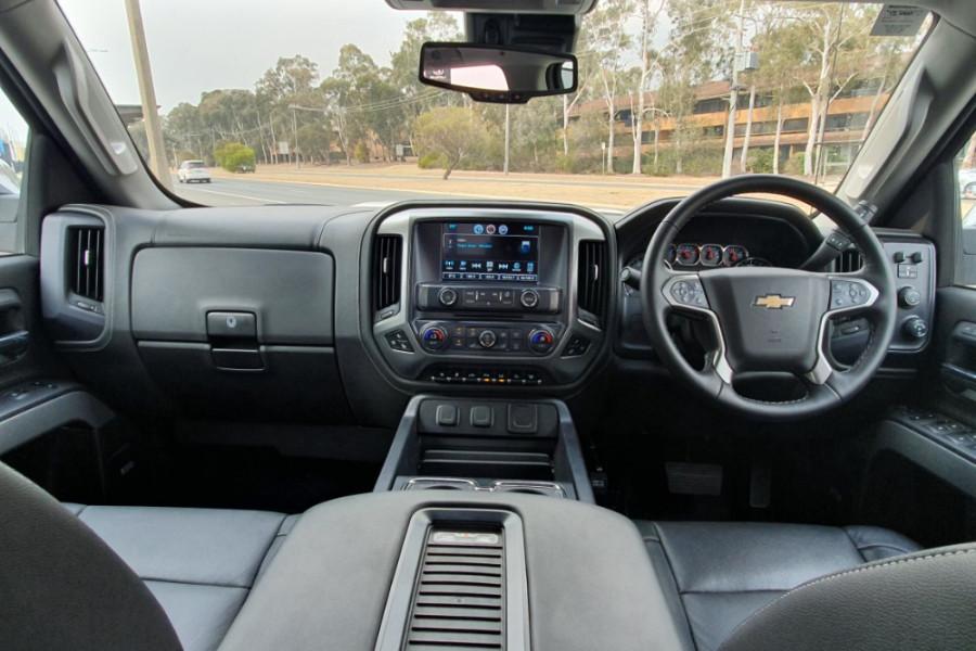2019 Chevrolet Silverado C/K25 2500HD LTZ Custom Sport Utility
