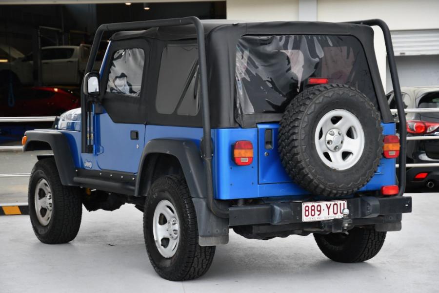 2003 Chrysler Wrangler TJ Sport Convertible