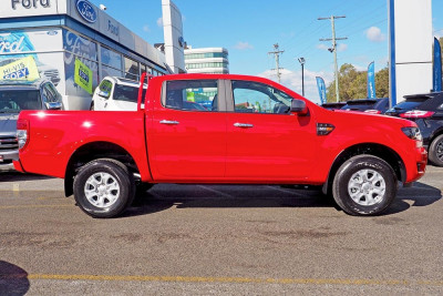 2019 Ford Ranger PX MkIII 4x4 XLS Double Cab Pick-up Utility