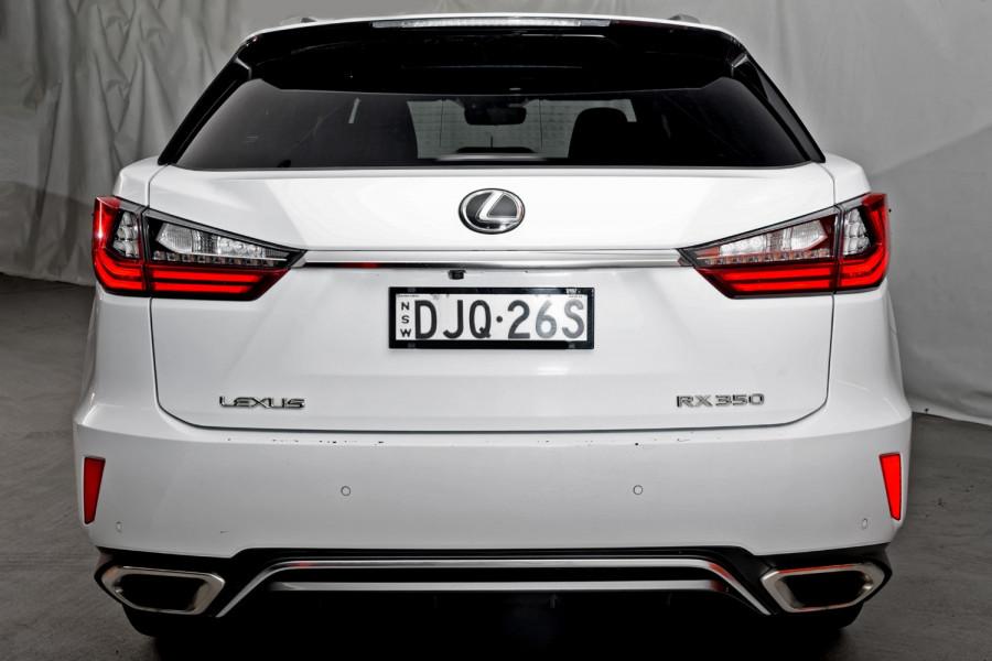 2016 Lexus Rx Sport