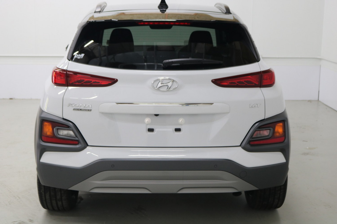 2020 Hyundai Kona OS.3 Highlander Suv Image 8