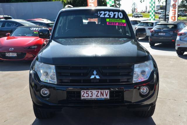2012 MY13 Mitsubishi Pajero NW  GLX-R Suv Image 3