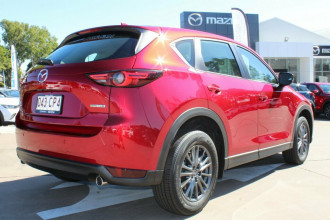 2021 Mazda CX-5 KF Series Touring Suv image 9