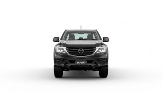 2020 Mazda BT-50 UR 4x4 3.2L Dual Cab Chassis XT Cab chassis Image 4