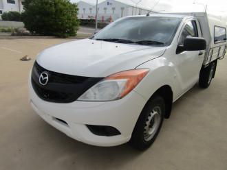 2013 Mazda BT-50 UP0YD1 XT Cab chassis Image 5
