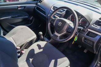 2014 Suzuki Swift FZ MY14 GL Hatchback