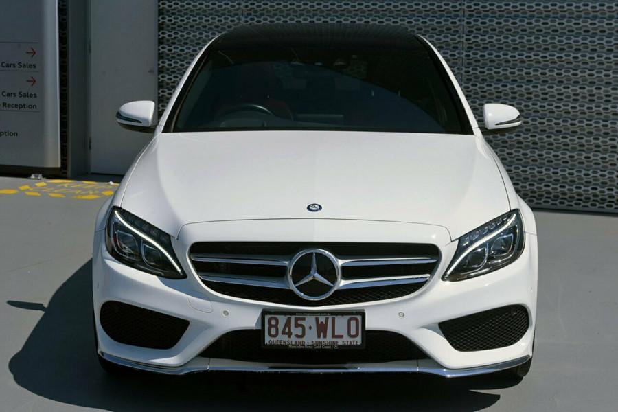 2016 MY56 Mercedes-Benz C250 W205 806+056MY d Sedan Mobile Image 2