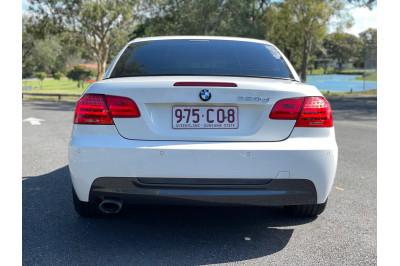 2010 BMW 3 Series E93 320d Convertible Image 4