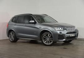 BMW X3 Xdrive30d Bmw X3 Xdrive30d Auto