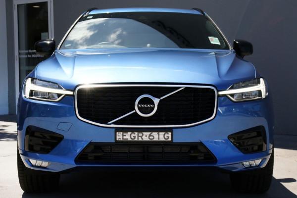 2020 Volvo XC60 UZ T6 R-Design Suv Image 5
