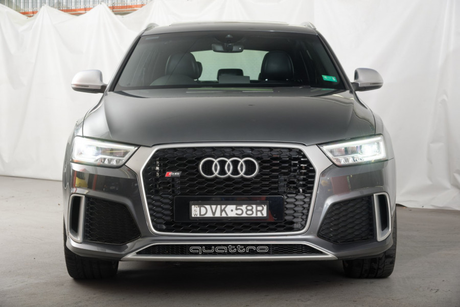 2017 Audi Rs Q3 performanc