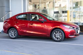 2021 Mazda 2 DL Series G15 Pure Sedan Sedan Image 3