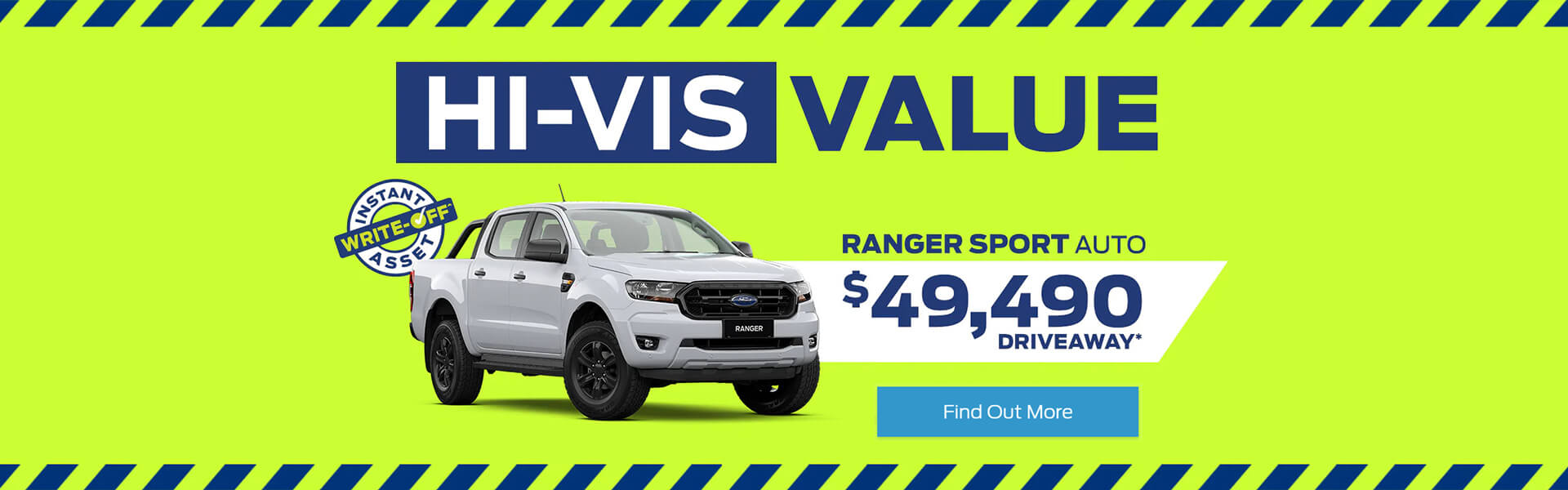 Hi-Vis Value Ranger Sport Auto