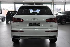 2017 MY18 Audi Q5 FY  TFSI TFSI - sport Suv