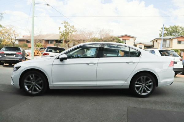 2020 Volkswagen Passat B8 140 TSI Business Sedan Image 4