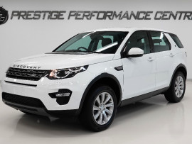 Land Rover Discovery Sport SE L550  TD4